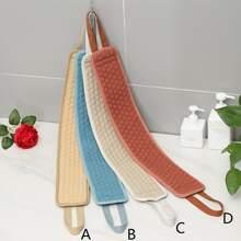 1 pieza tira exfoliante para baño