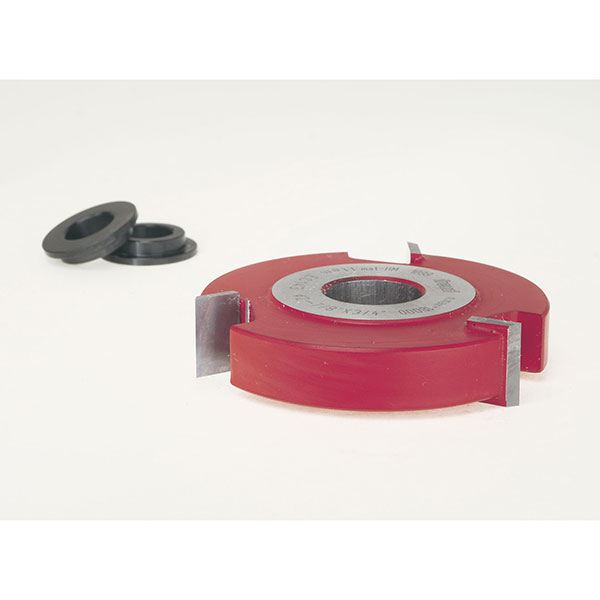 EC-143 Straight Edge Shaper Cutter, 2-7/8