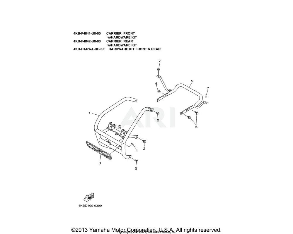 Yamaha OEM 90183-06071-00 NUT, SPRING | (USA)
