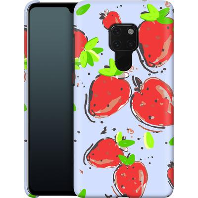 Huawei Mate 20 Smartphone Huelle - Strawberry Crush von Mukta Lata Barua
