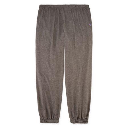 Champion Jersey Pant, 4x-large , Gray