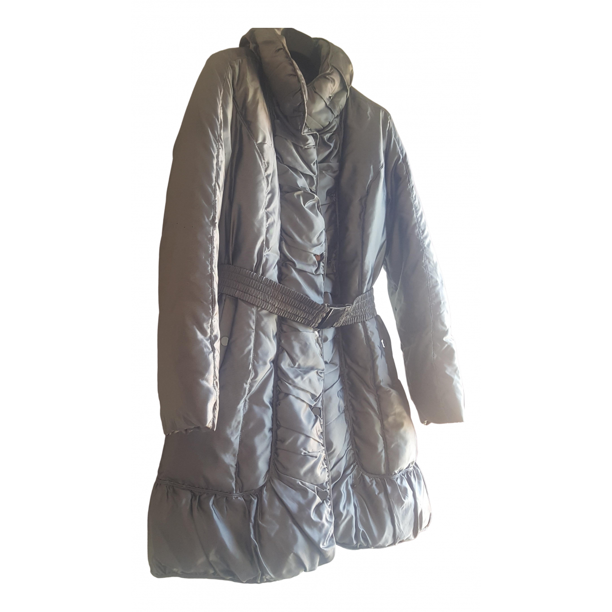 Zara \N Grey coat for Women M International
