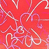 Valentines Wild Hearts Gift Wrap Roll - 30 X 833' - Gift Wrapping Paper - Type: Colored Ink On Glossy 60# Paper by Paper Mart