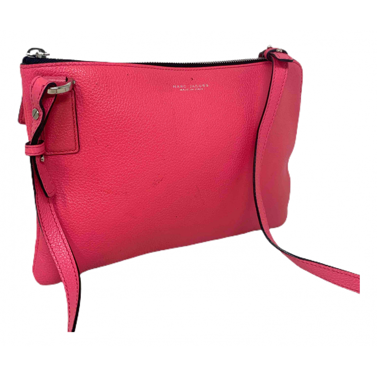 Marc Jacobs \N Pink Leather handbag for Women \N