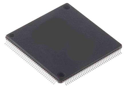 STMicroelectronics STM32F745ZET6, 32bit ARM Cortex M7 Microcontroller, STM32F, 216MHz, 512 kB Flash, 144-Pin LQFP (60)