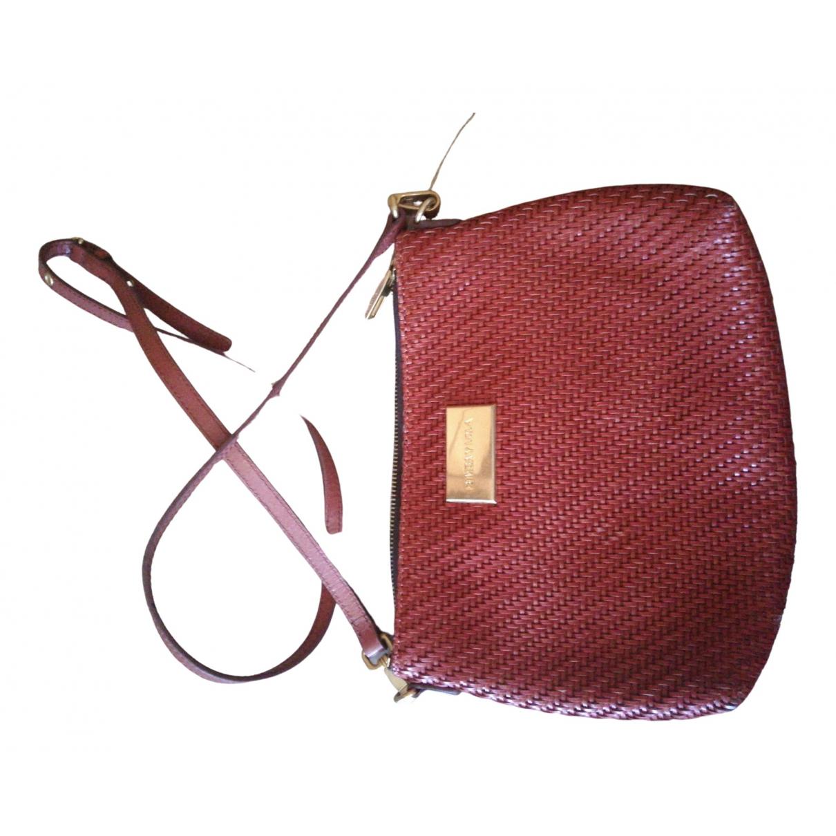 Bimba Y Lola \N Handtasche in  Rot Fell