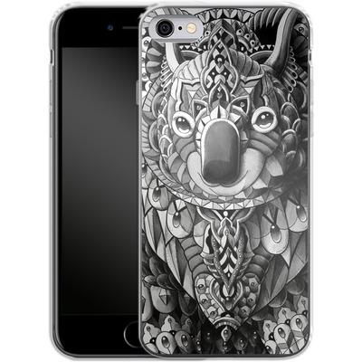 Apple iPhone 6s Silikon Handyhuelle - Koala von BIOWORKZ