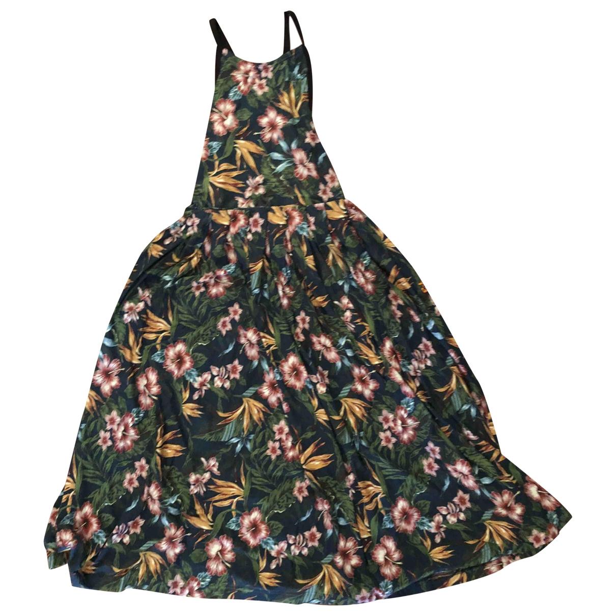 Y-3 - Robe   pour femme en coton - elasthane - multicolore