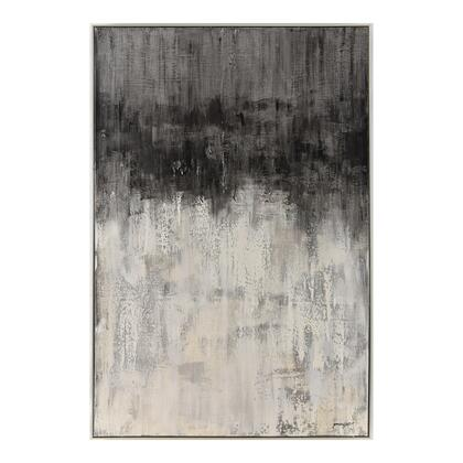 Eventide Collection JQ-1010-37 Wall Decor with Polyethylene Canvas in Multicolor