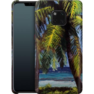 Huawei Mate 20 Pro Smartphone Huelle - Palms von Kaitlyn Parker