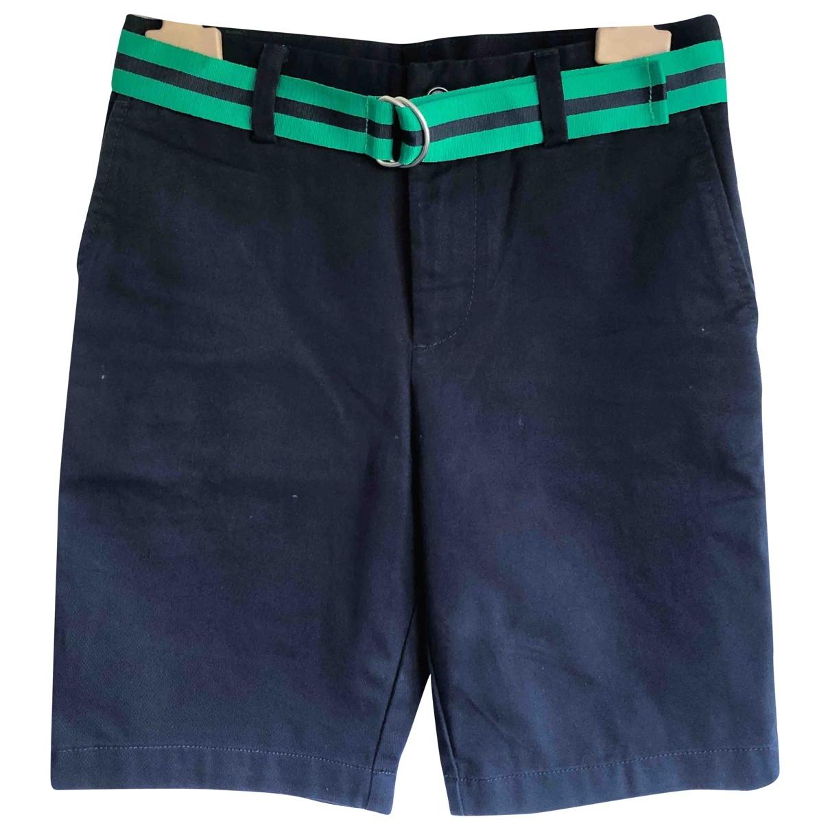 Polo Ralph Lauren \N Shorts in  Marine Baumwolle