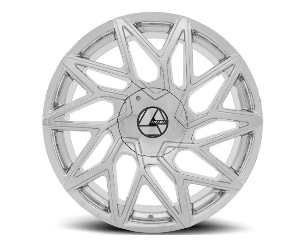 Azara 511 Wheel 22x8.5 5x112|5x114.3 38mm Chrome