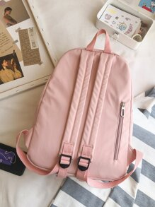 Pocket Front Backpack