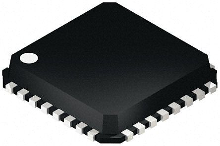 Analog Devices AD7124-8BCPZ, 24-bit Serial ADC Differential, Pseudo Differential Input, 32-Pin LFCSP WQ