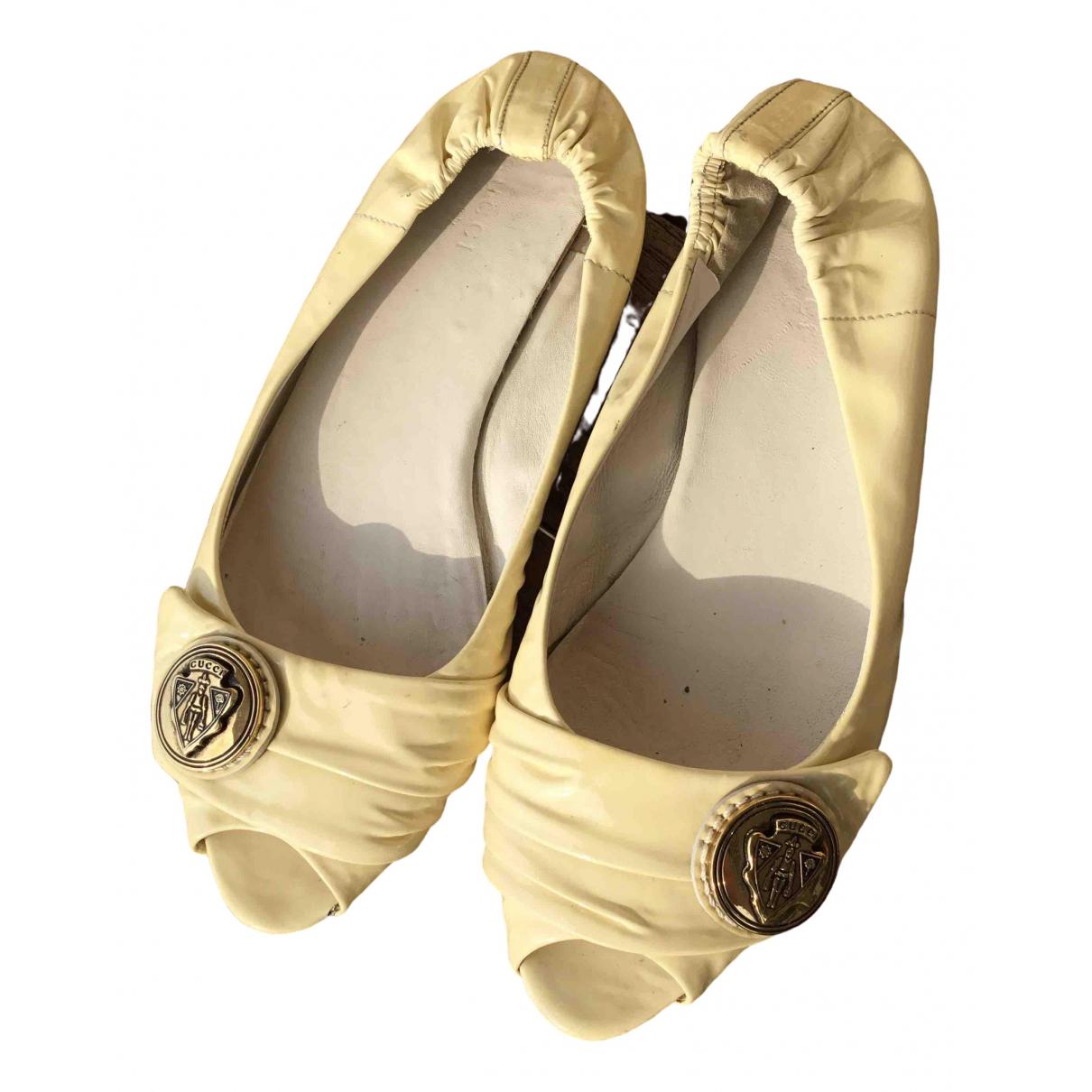 Bailarinas de Charol Gucci
