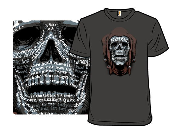 The King's Jester T Shirt