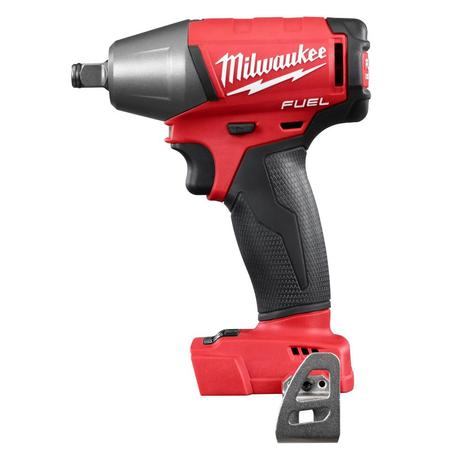 Milwaukee M18 Fuel™ 1/2 In. Compact Impact Wrench w/ Friction Ring (Bare Tool)