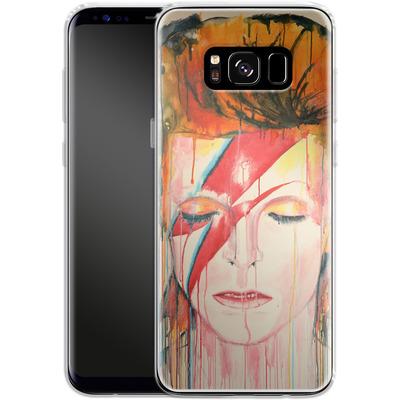 Samsung Galaxy S8 Silikon Handyhuelle - Ziggy von Federica Masini
