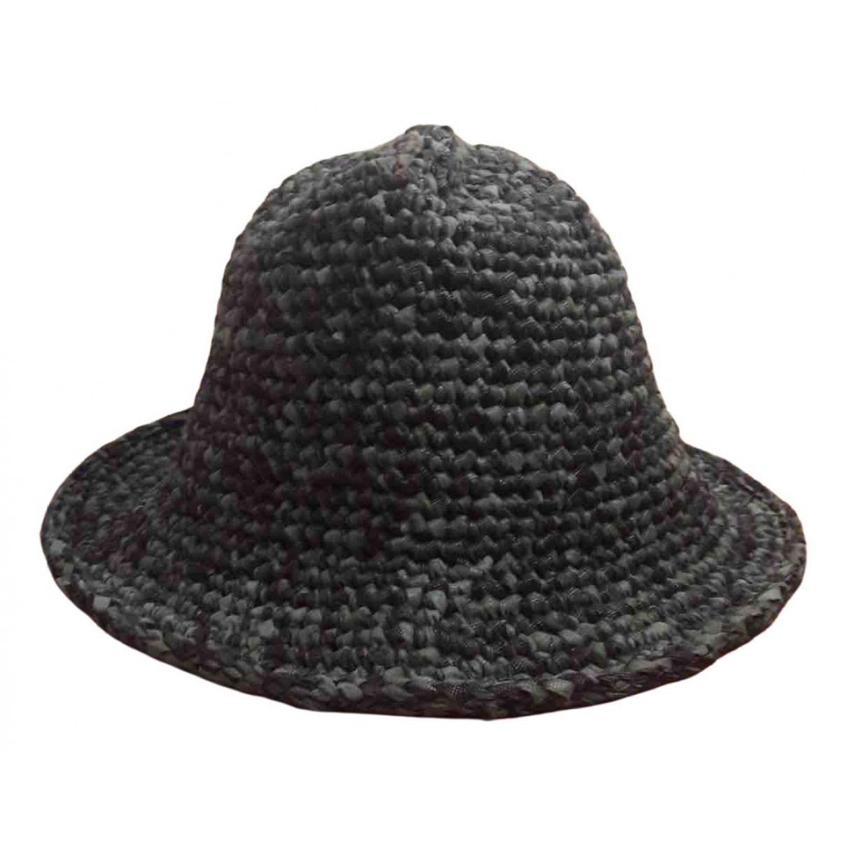 Issey Miyake - Chapeau & Bonnets   pour homme - gris