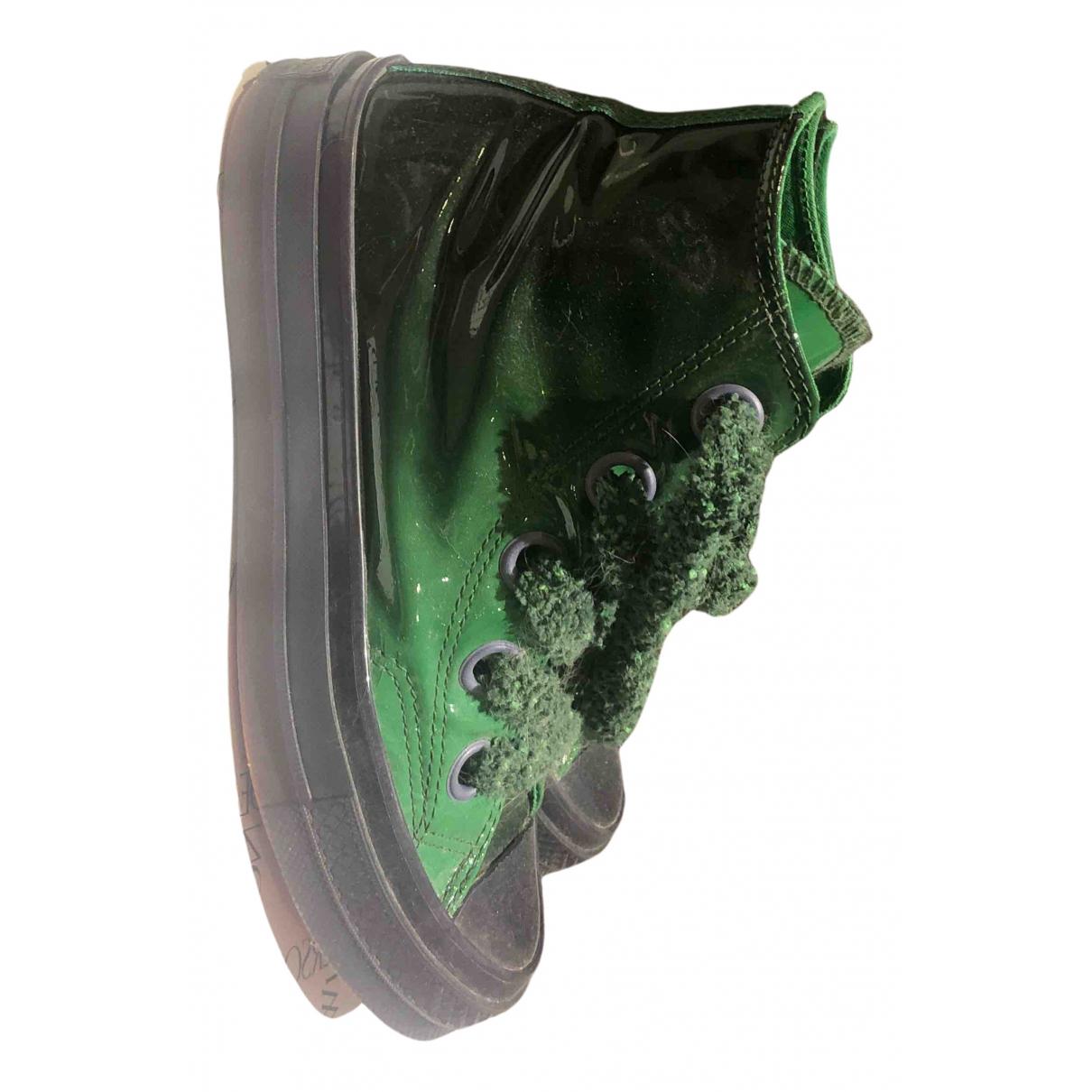 Converse X J.w Anderson \N Sneakers in  Gruen Polyester