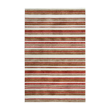 Rizzy Home Zayne Hand Tufted Rectangular Indoor/Outdoor Rugs, One Size , Brown