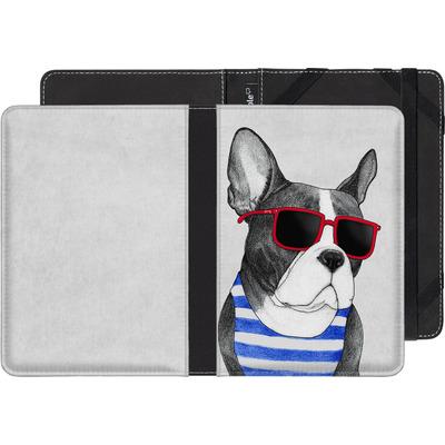 Kobo Aura eBook Reader Huelle - Frenchie Summer Style von Barruf