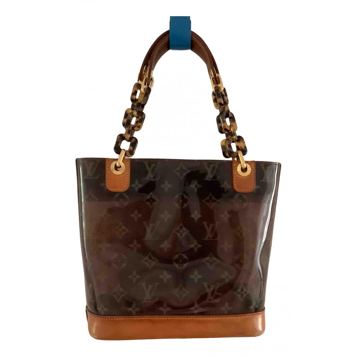 Louis Vuitton Ambre  Brown handbag for Women \N