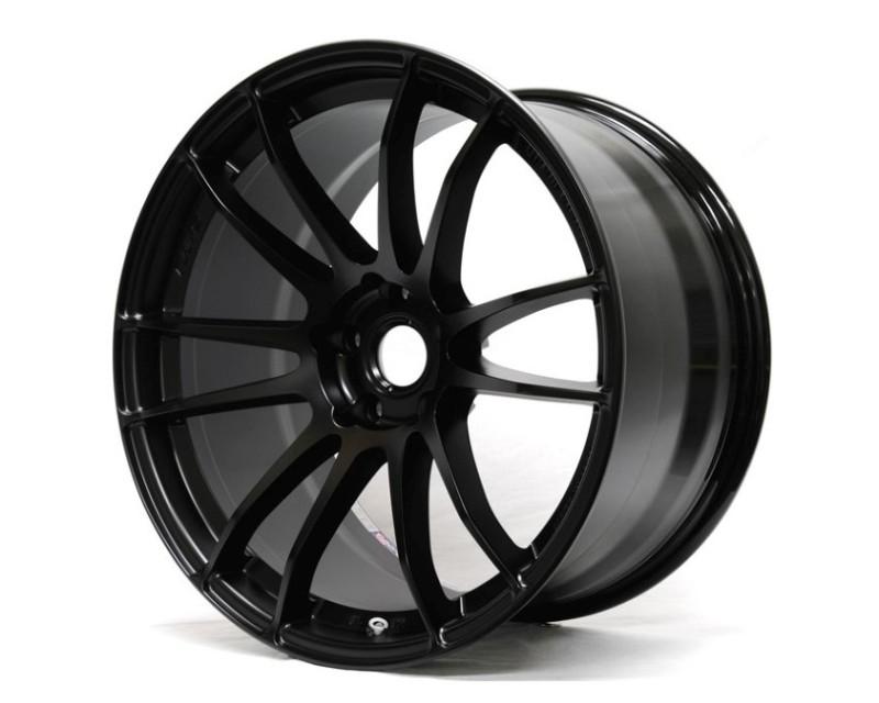 GramLights WGJ425E9 57Xtreme Wheel 19x9.5 5x114.3 25mm Semi Gloss Black