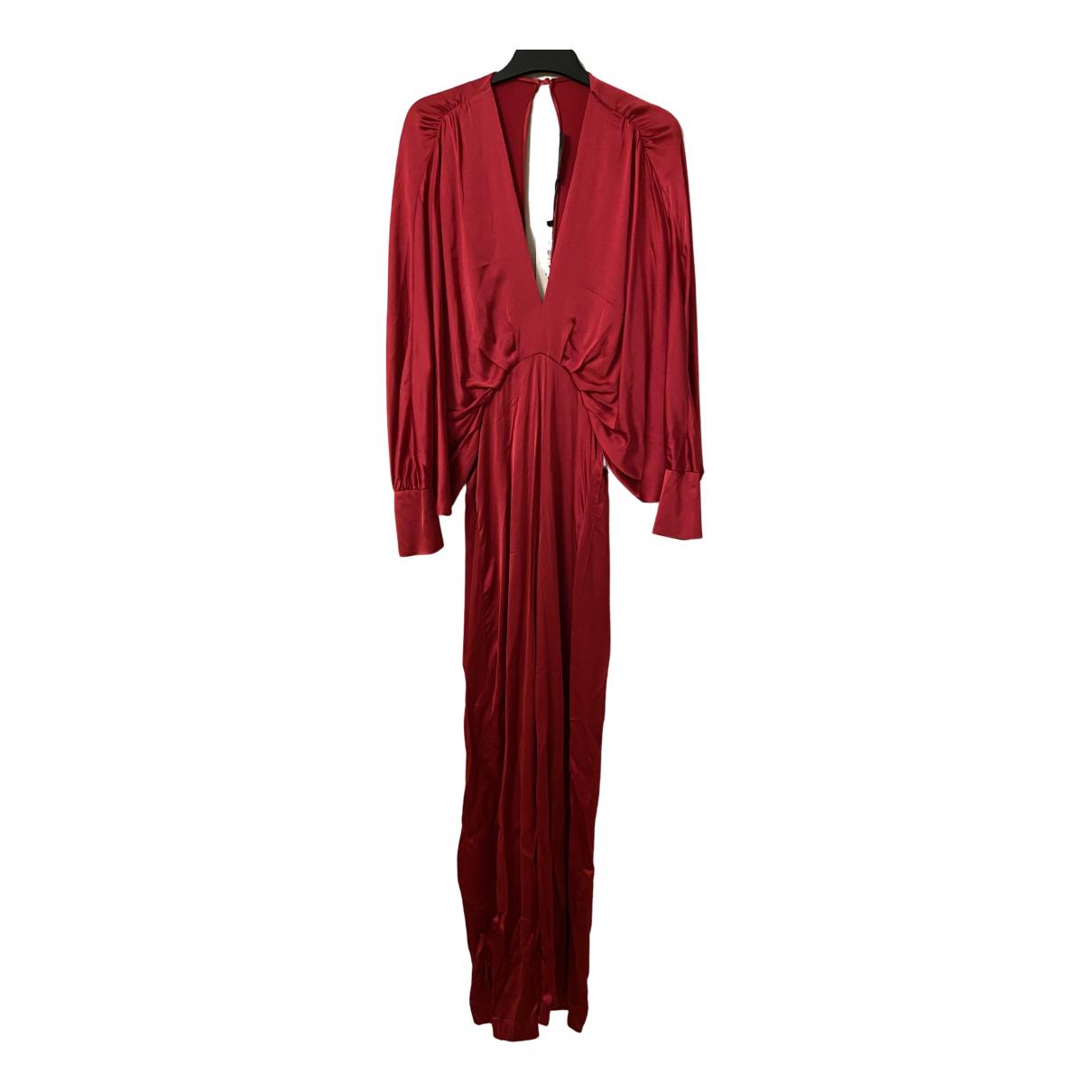 Uterque - Combinaison   pour femme en soie - rose