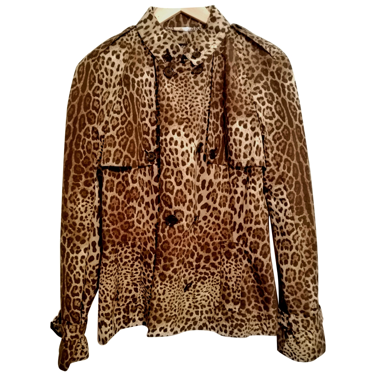 Dolce & Gabbana \N Jacke in  Bunt Synthetik
