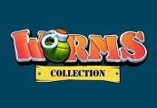 Worms Collection Steam CD Key
