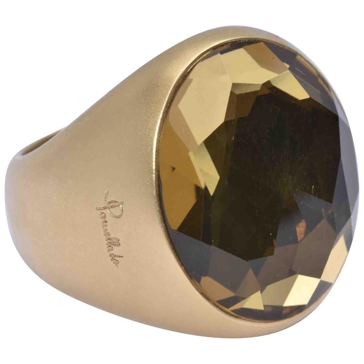 Pomellato Narcisco Ring in  Gold Gelbgold