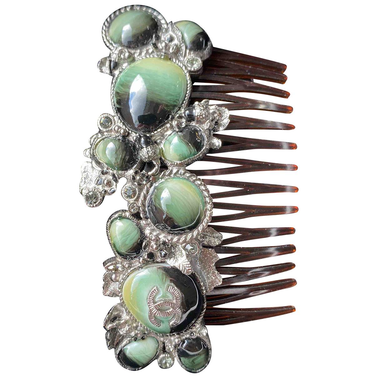 Chanel \N Haarschmuck in Metall