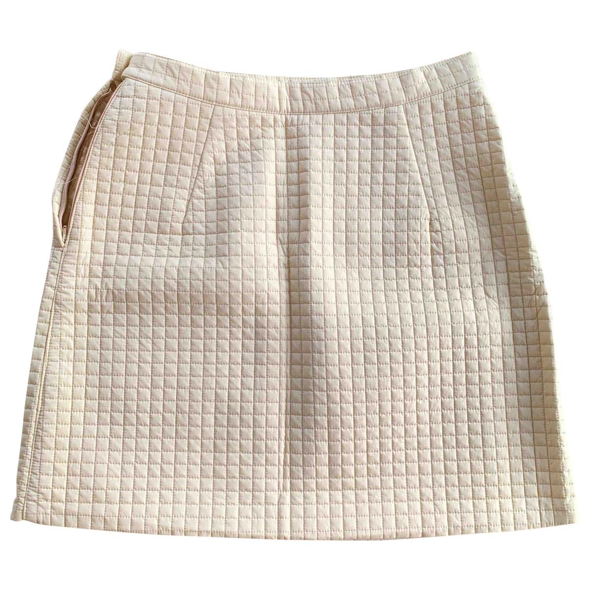 Mini falda Prada