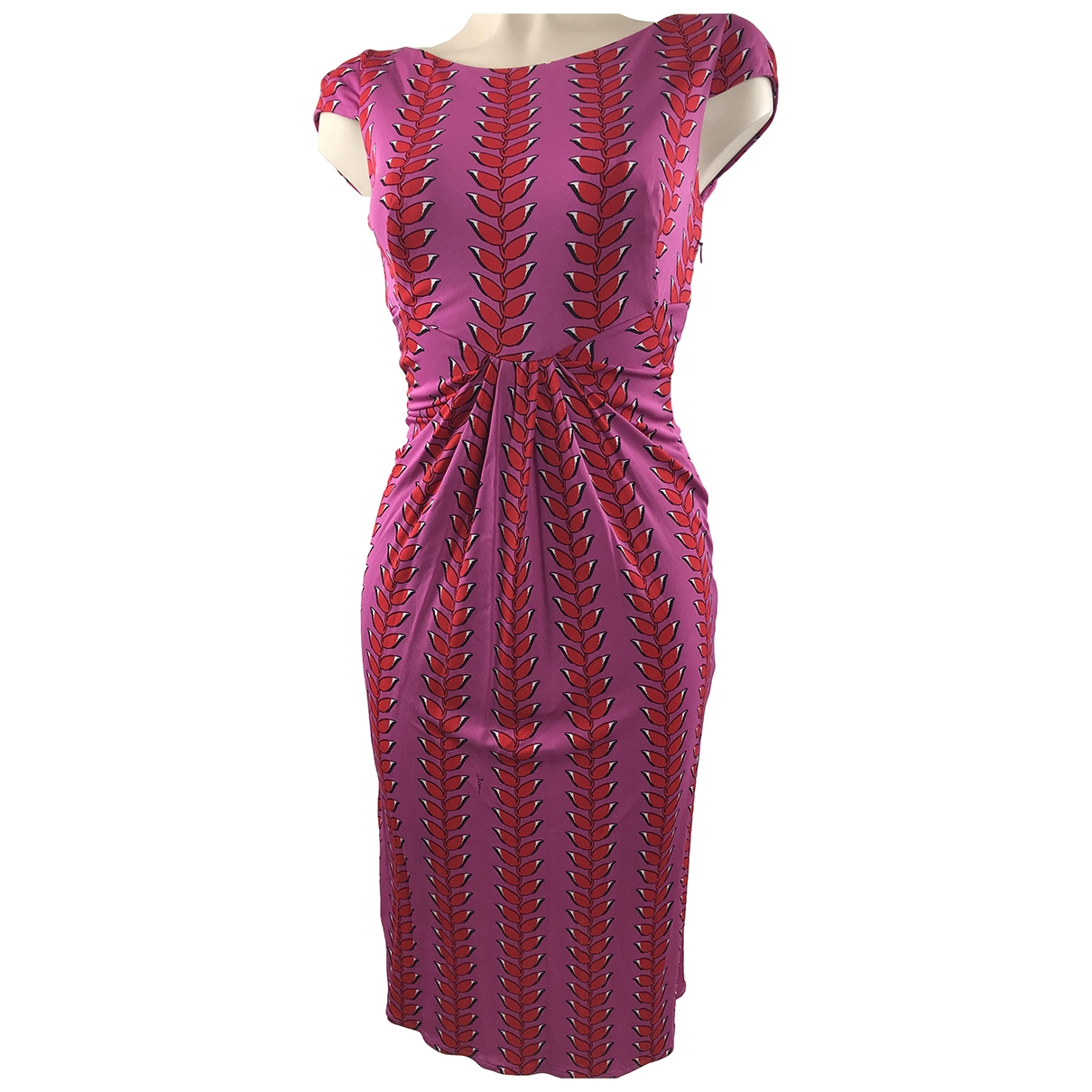 Issa - Robe   pour femme - rose