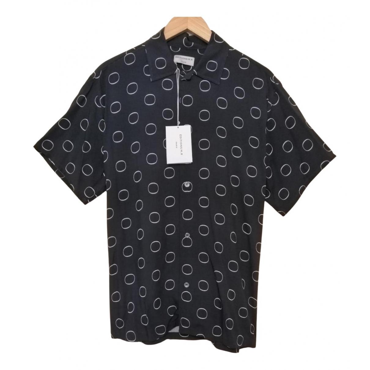 Editions M.r N Navy Shirts for Men XL International