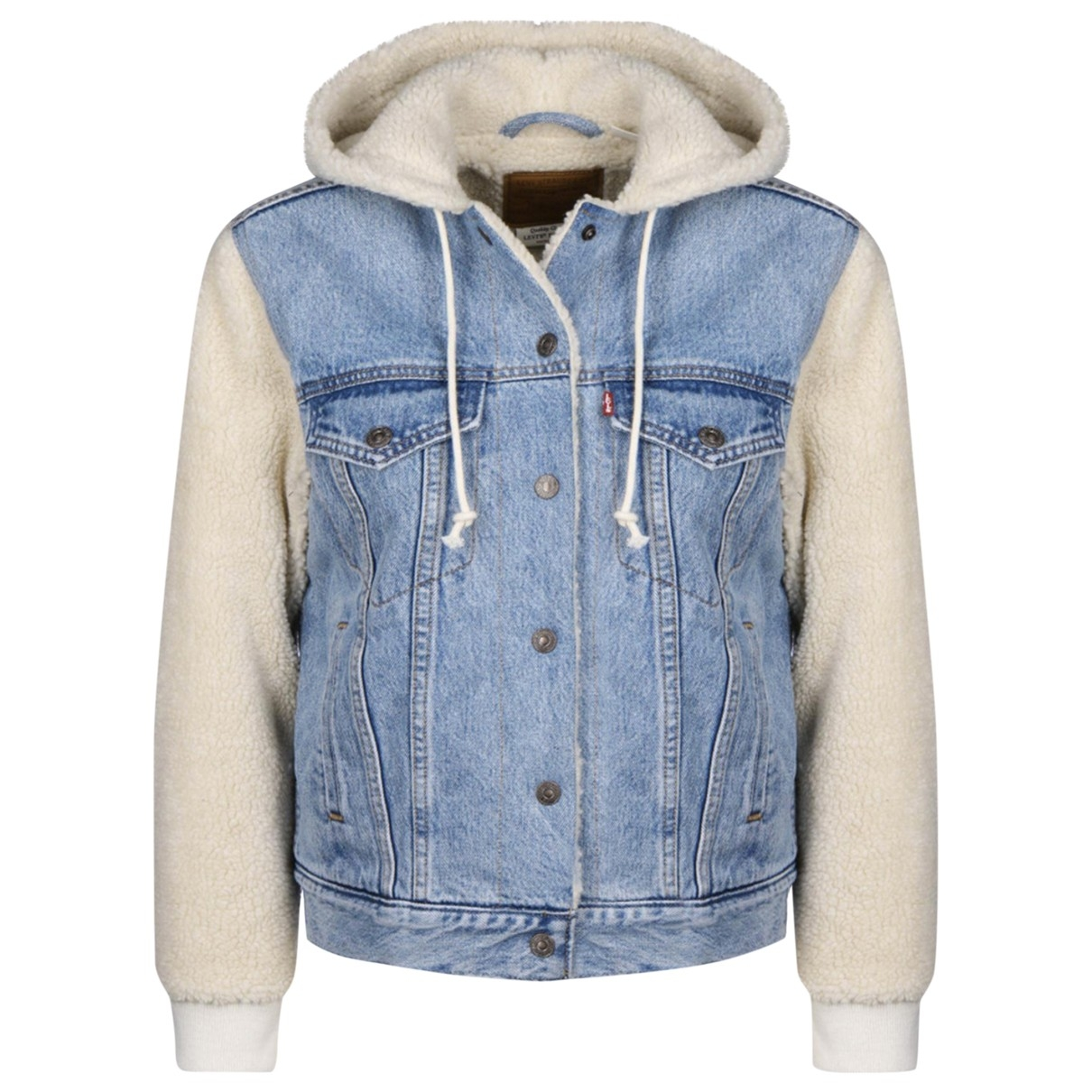 Levi's \N Blue Denim - Jeans jacket for Women M International