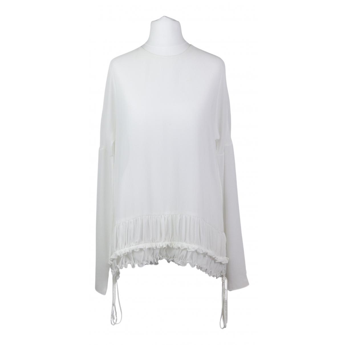 Vera Wang N White Cotton  top for Women 8 UK