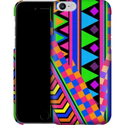 Apple iPhone 6s Plus Smartphone Huelle - NEON von Bianca Green