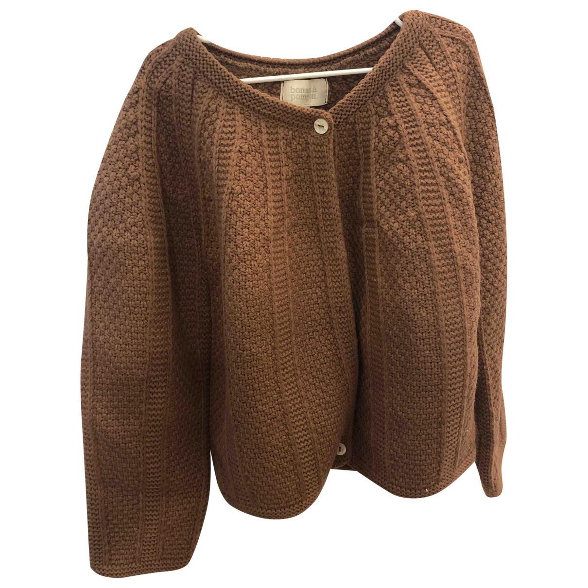 Bonnet A Pompon - Blousons.Manteaux   pour enfant en laine