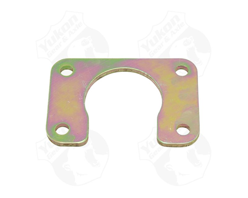 Yukon Gear & Axle YSPRET-006 Axle Bearing Retainer For Ford 9 Inch Small Bearing 3/8 Inch Bolt Holes