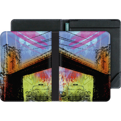 tolino vision 2 eBook Reader Huelle - Pop Brooklyn Bridge von Mark Ashkenazi