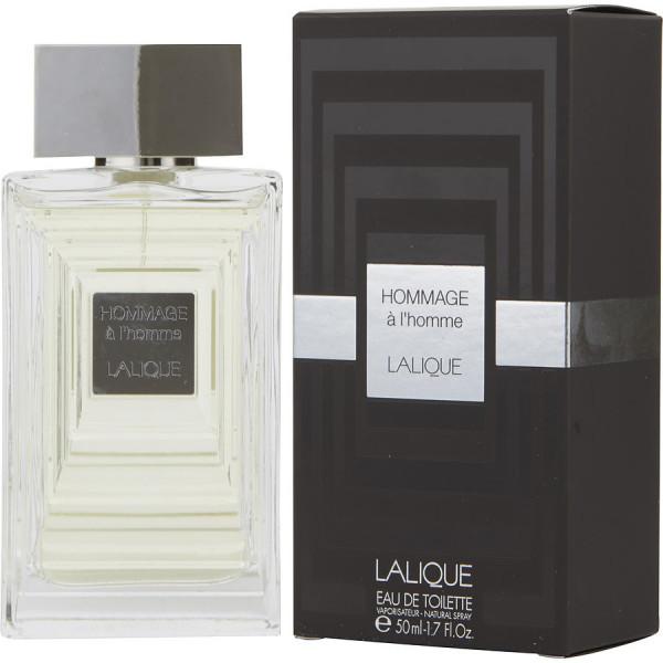Hommage A LHomme - Lalique Eau de Toilette Spray 50 ML