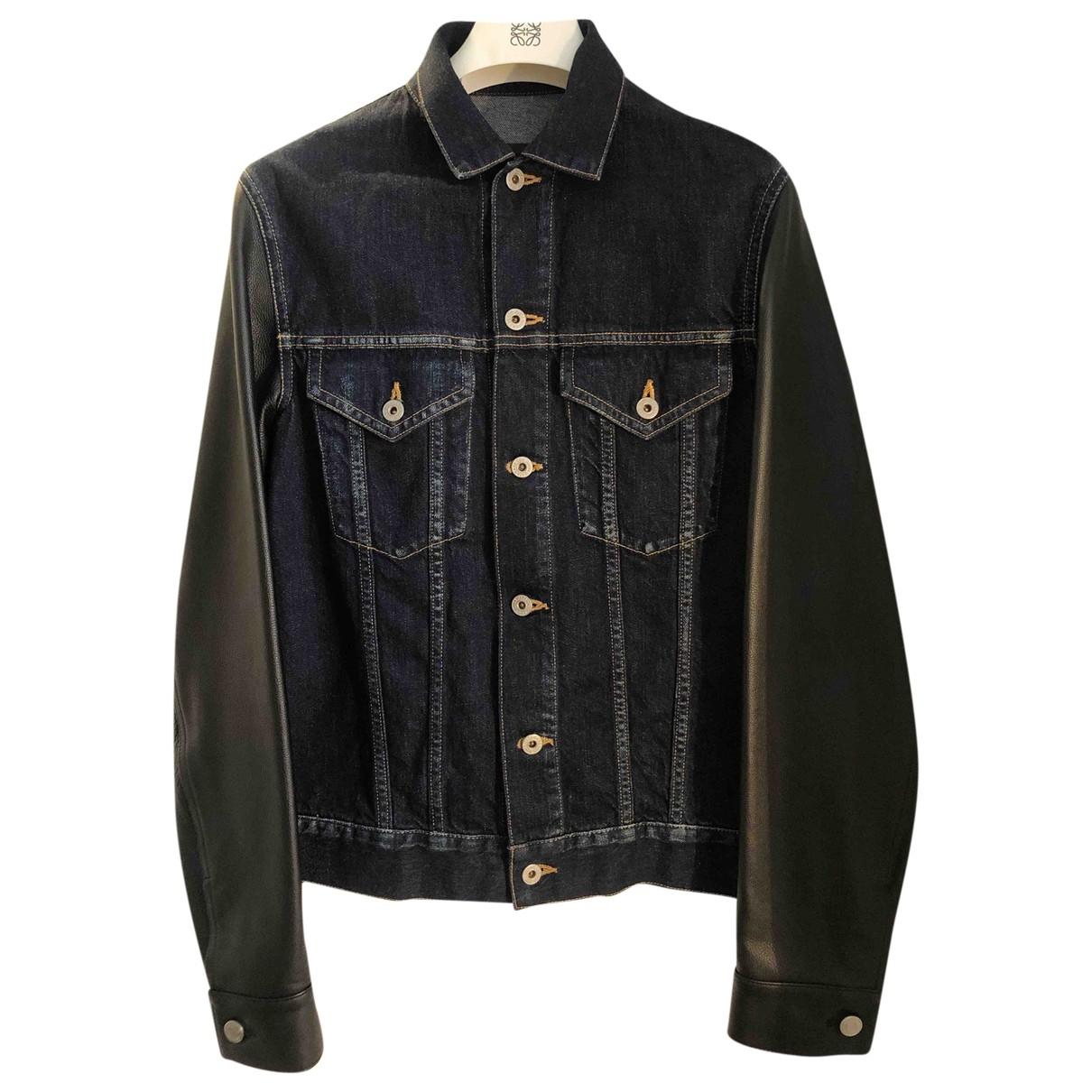 Loewe \N Blue Denim - Jeans jacket  for Men 44 FR