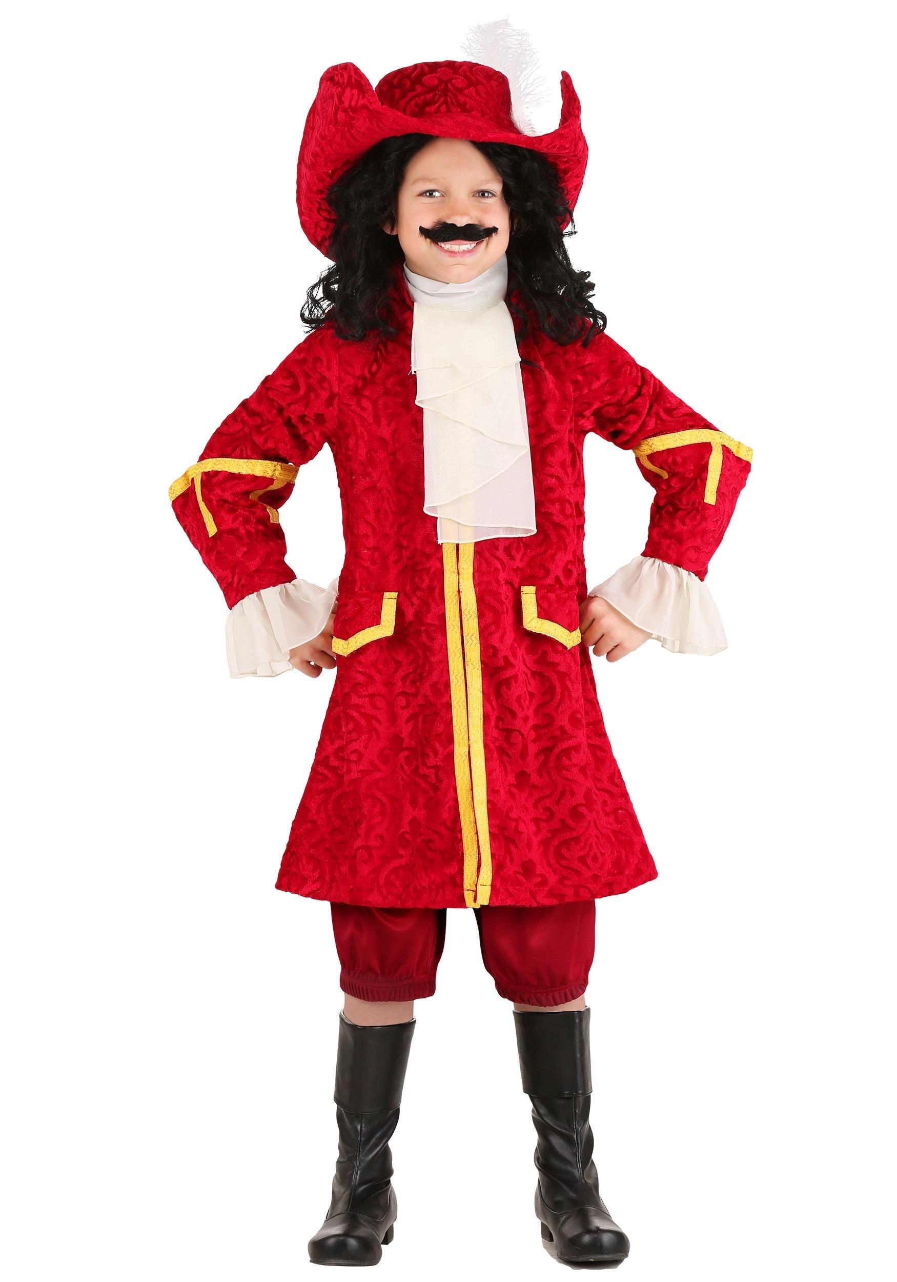 Captain Hook Kid's Costume