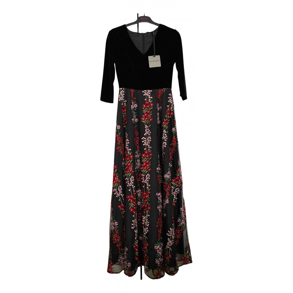 Silvian Heach \N Kleid in  Schwarz Polyester