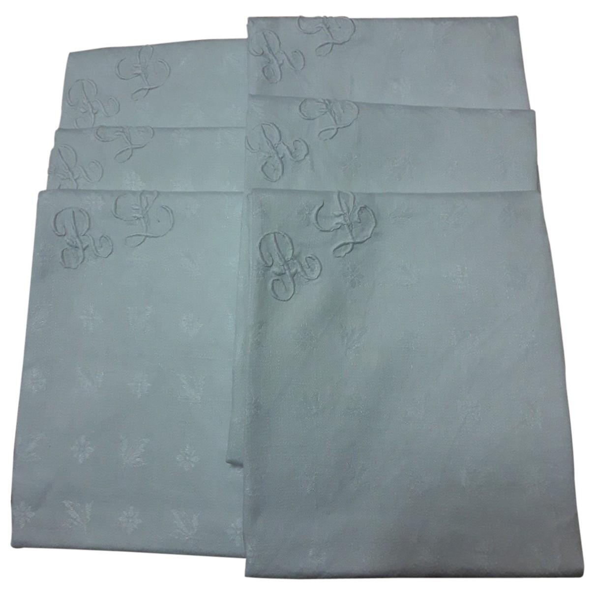 Textil de hogar Non Signe / Unsigned