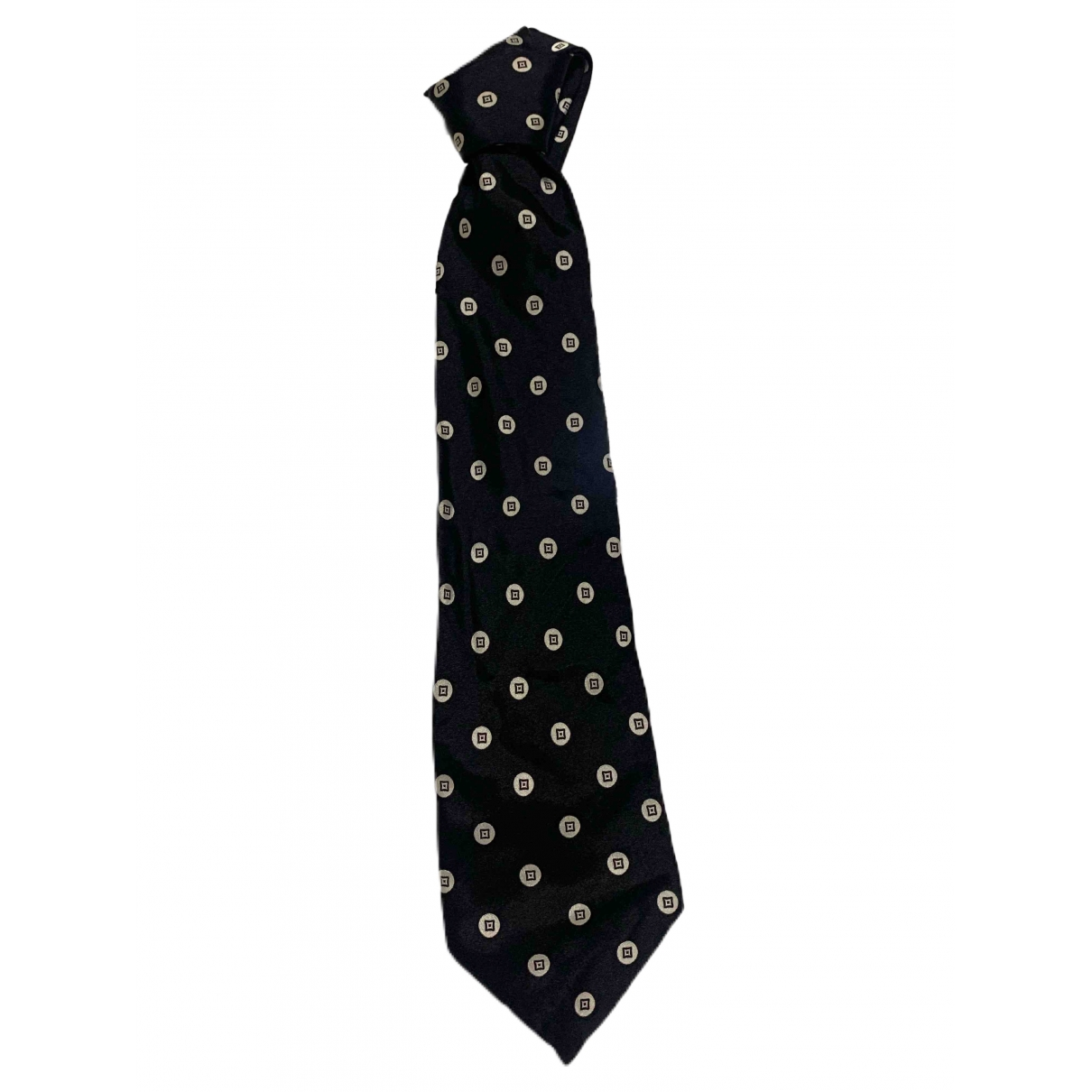 Dolce & Gabbana - Cravates   pour homme en soie - noir