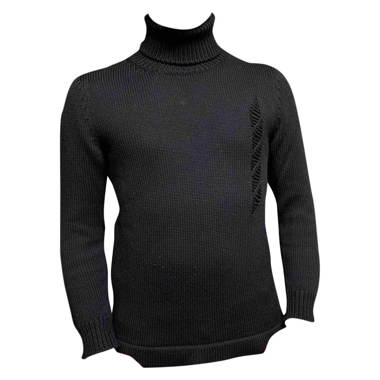 Dior Homme \N Black Wool Knitwear & Sweatshirts for Men L International