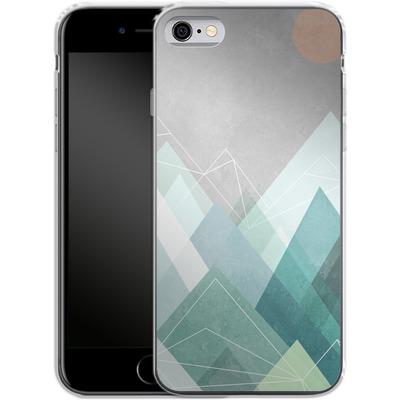 Apple iPhone 6s Silikon Handyhuelle - Graphic 107 X von Mareike Bohmer